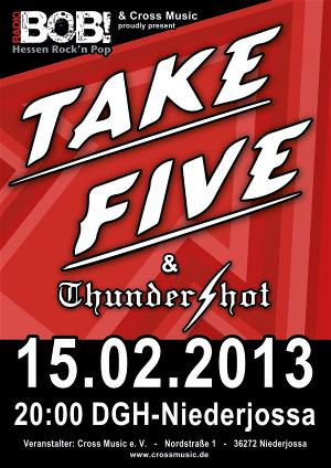 FMO 2013 – TAKEFIVE+THUNDERSHOT – POSTER (web)